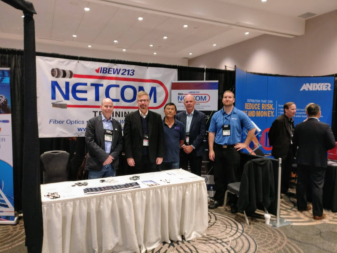 Commtech West Show 2017